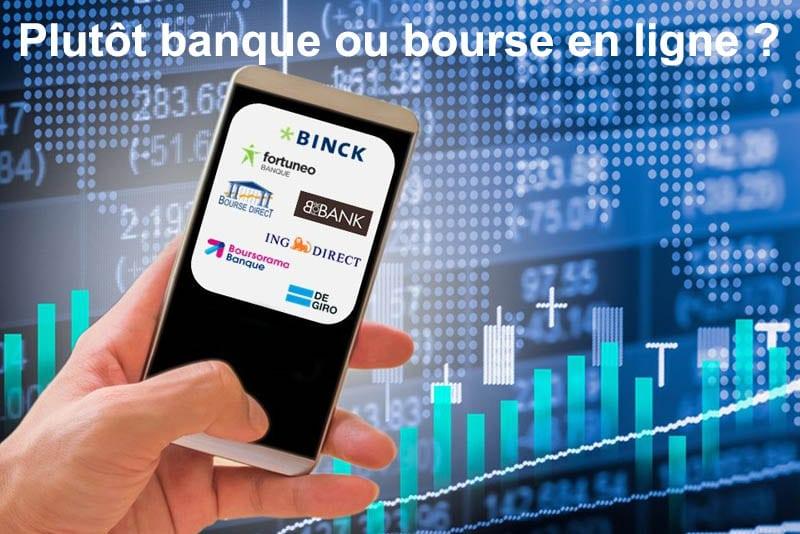 banque en ligne bourse en ligne