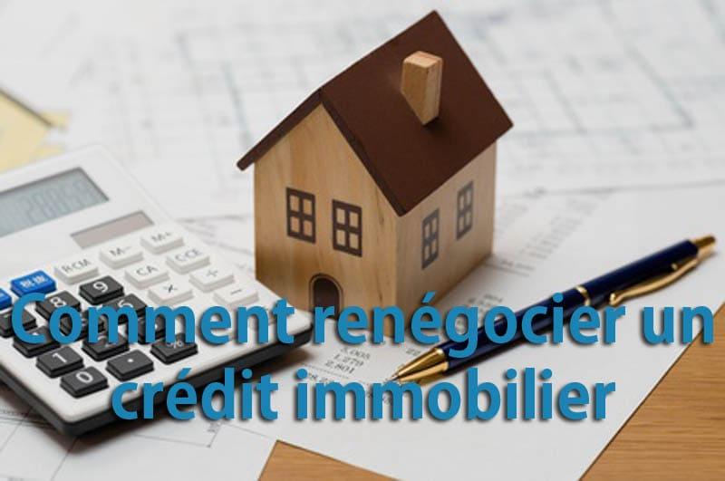 négociation pret immobilier